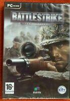 Battlestrike call to victory pc cd rom gioco game nuovo sigillato ita
