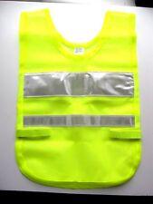 Sportline Run Walk Cycle  Vest Reflective 1 Size Adjustable