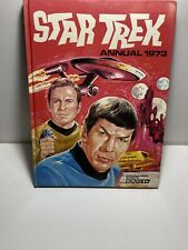 Star Trek Annual - Vintage 1973 Book