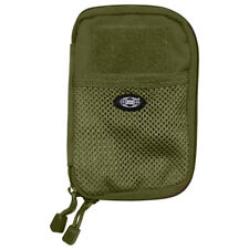 MFH Small Document Bag Utility Tool Carrier Hunting Pouch Urban Outdoor OD Green