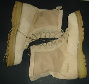 Bates Boot Combat ICWT Intermediate Cold Wet Gore-Tex Military Size 12 W