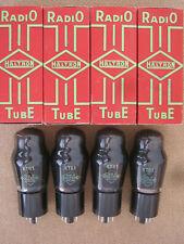 4x KT61 ( 6AG6 G ) tubes HALTRON ( M.O.V. ) - NOS (~  6V6G / EL33 /  EL3 ) KT 61