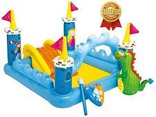 "Inflatable Bounce Slide Bouncer Commercial House Jump Castle Intex 73x60x42"""