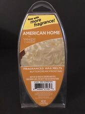 American Home by Yankee Candle BUTTERCREAM FROSTING Fragranced Wax Melts