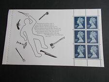 1991 SG X1008L prestige folleto panel (ratonera) ex-Agatha Christie DX12 M/N/H