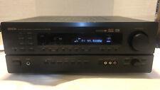 Denon AVR-1802 Precison Audio Component AV Surround Receiver. Tested Great