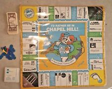 I'd Rather Be In Chapel Hill, real estate trading game, Unc