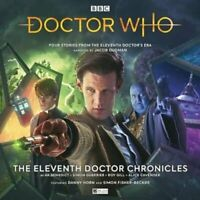 Doctor Who - The Eleventh Doctor Chronicles by A. K. Benedict 9781787032279