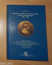El catálogo Berliner Academia de las ciencias