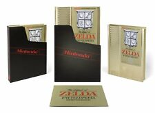 The Legend of Zelda Encyclopedia Deluxe Edition by Nintendo 9781506707402