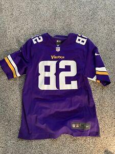 Kyle Rudolph Minnesota Vikings Jersey (Medium)