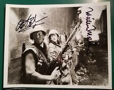 FULL METAL JACKET signed photo Matthew Modine Adam Baldwin KUBRICK autograph