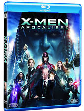X-MEN APOCALISSE (BLU-RAY) Jennifer Lawrence, James McAvoy, Michael Fassbender