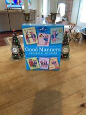Eeboo Good Manners Conversation Cards