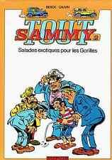 BD INTEGRALE 2. TOUT SAMMY - Salades Exotoiques pour les Gorilles. 1994.  EO.