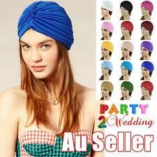 Ladies Stretch Headcover Head Wrap Beanie Chemo Bandana Animal Print Hat Turban