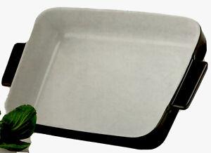 Stoneware Oven Dish Charcoal Grey Ernesto 2LCapacity