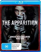 The Apparition BLU RAY Ashley Greene 2012 HORROR SUPERNATURAL HAUNTED MOVIE
