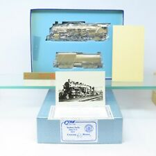 NJ INTERNATIONAL SOUTHERN PACIFIC CLASS P-13 HO BRASS STEAM ENGINE  WITH BOX