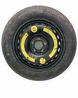 2003-2005 Mercedes-Benz CLK320 Spare Tire Wheel Donut Rim Compact T125/90R16 OEM