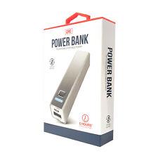 GEMS - 2000mAh Power Bank (Silver) [Brand New]