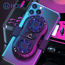 Cooling Fan Mobile Phone Radiator Game Cooler For iPhone Samsung UK