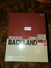 BadCube OTS 03 Gunner Backland Transformers Masterpiece Outback 100% Complete!