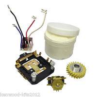 KITCHENAID SPEED CONTROL PLATE, PHASE BOARD, GOVERNOR & WORM GEAR REPAIR KIT 3