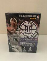 2019-20 Panini Illusions Basketball NBA Blaster Sealed Box IN HAND Fast Shipping