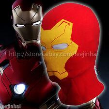 IRON man cotton Rib fabrics mask Captain America 3 Civil War mask Balaclava