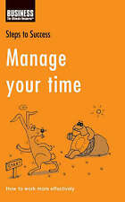 Manage Your Time  BOOK NEW