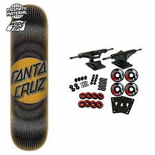 """Santa Cruz Skateboard Complete Vertigo Ray Dot 8.5"""" x 32.3"""""""