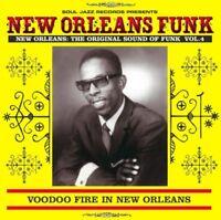 V/A New Orleans Funk Vol. 4 2x LP NEW VINYL Soul Jazz Allen Toussaint The Meters