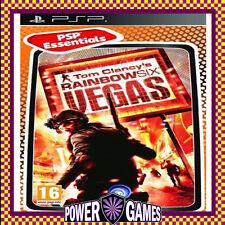 Tom Clancy's Rainbow six Vegas (Sony PSP) Brand New