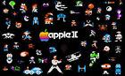 Apple II IIe IIc II+ IIgs Games & Applications Collection Floppy Disks