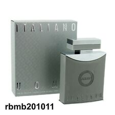 Italiano Uomo 3.4 Oz / 100 mL Eau De Toilette Spray By Armaf for Men *SEALED*