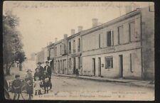 Postcard La BREDE FRANCE  Postes Telegraphes Telephone Building view 1910's