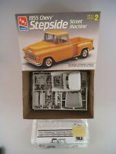 amt Ertl Bausatz 6004 1955 Chevy Stepside Street Machine 1:25 (4386)