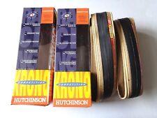 *Rare NOS Vintage HUTCHINSON 'KRONO COMPETITION' SL 700 x 20C clincher tyres*