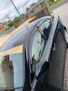 2006-2013 Lexus IS250 IS350 Window Visors Weather Shields Rain Guards