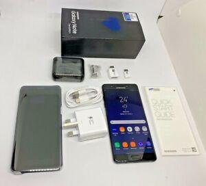 #275 Samsung Galaxy Note Fan Edition FE Dual Sim N935FD 64GB - Has Sensor issues