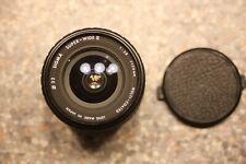 Sigma Super-Wide II 1:2.8 f=24mm MC lens for Olympus OM 35mm SLR camera