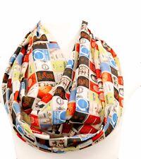 Bestseller Books infinity scarf library birthday gift for her reader geek nerd