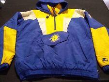 Golden State Warriors Starter Mens Large L/S Multi-Color NBA Hooded Parka Jacket