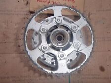 Yamaha YZ 60 1981 H rear hub/sprocke I have lots more parts for this bike/others