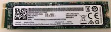 Lenovo 512gb m.2 2280 SSD PCIe nvme 00up471 ThinkPad p72 t480s t470p p52 p71 NUOVO
