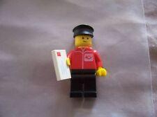RARE 1982 LEGO 6651 POSTMAN FIGURE FREE UK P&P