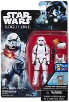 Star Wars: Rogue One Imperial STORMTROOPER Hasbro 3.75 Inch Action Figure NEW