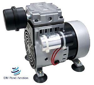 NEW POND PUMP Matala Aeration System 1/4 HP MPC-60A + Air Filter Set + FEET