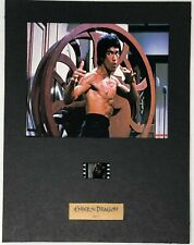 """BRUCE LEE ENTER THE DRAGON 25TH ANNIVERSARY  SPECIAL EDITION """"GIFT SET"""" 1998"""